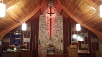United Church of Crawfordsville Sanctuary